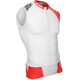 Compressport Trail Running V2 - Camiseta sin mangas running Hombre - blanco